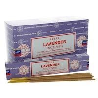 Satya Lavendel - rökelsepinnar