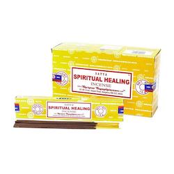 Satya Spiritual healing-rökelsepinnar