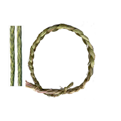 Sweetgrass, fläta