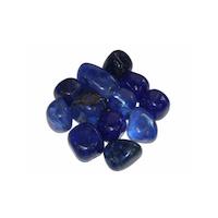 Obsidian, kobolt blå