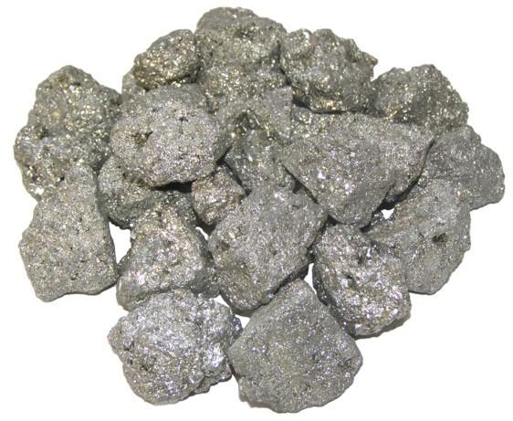 Pyrit - råa kuber AA