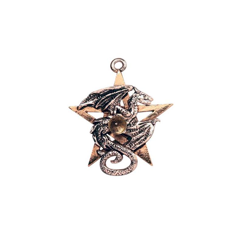 Drakogram, halsband