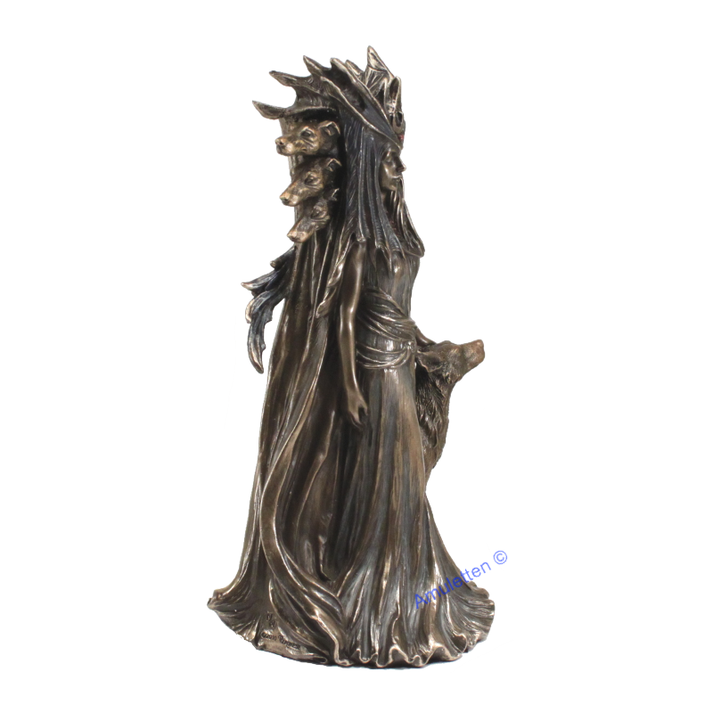Hekate staty 24 cm