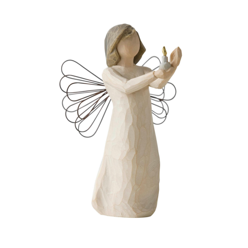 Angel of Hope, Willow Tree