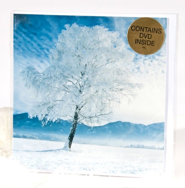 Winter - kort m DVD