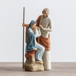 The Holy Family, Willow Tree