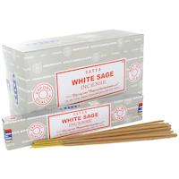 Satya White Sage - rökelsepinnar