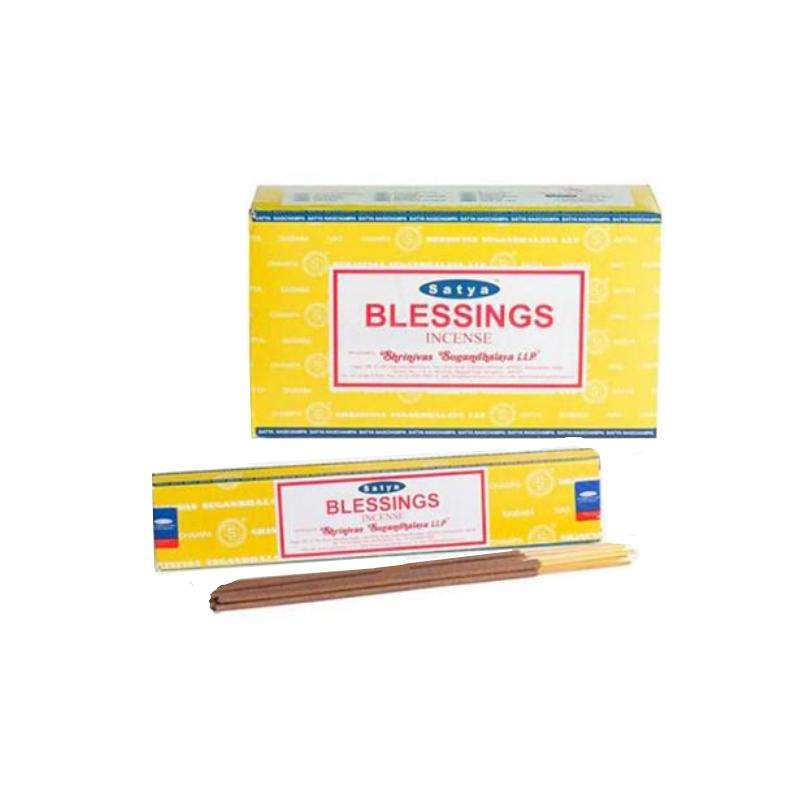 Satya Blessings - rökelsepinnar