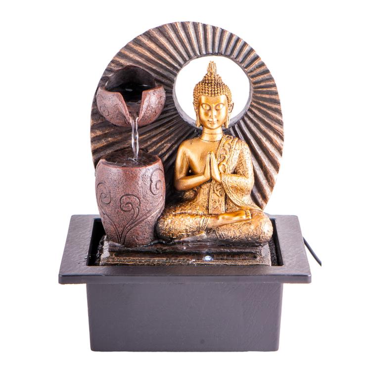 Buddhafontän