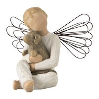 Angel of Comfort, Willow Tree