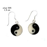 Örhänge, yin yang