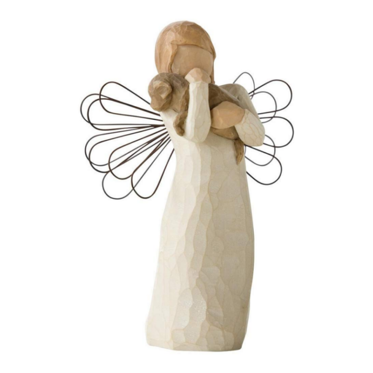 Angel of Friendship, Willow Tree