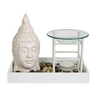 Aromalampa-Buddha