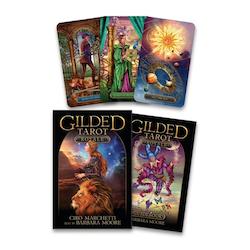 Gilded Tarot Set - Royale