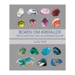 Boken om Kristaller - Judy Hall