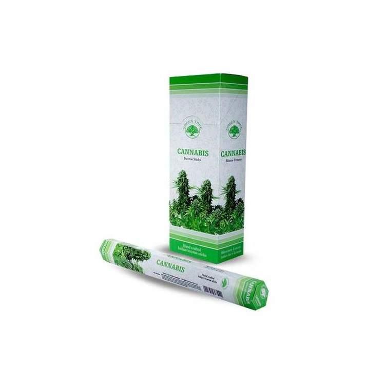Green Tree - rökelsepinnar