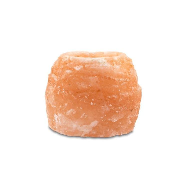Lykta, av saltkristall, 400g
