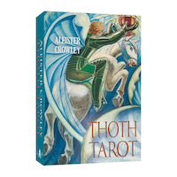 Aleister Crowley Thoth Tarot - pocket
