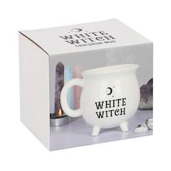 Mugg - White Witch