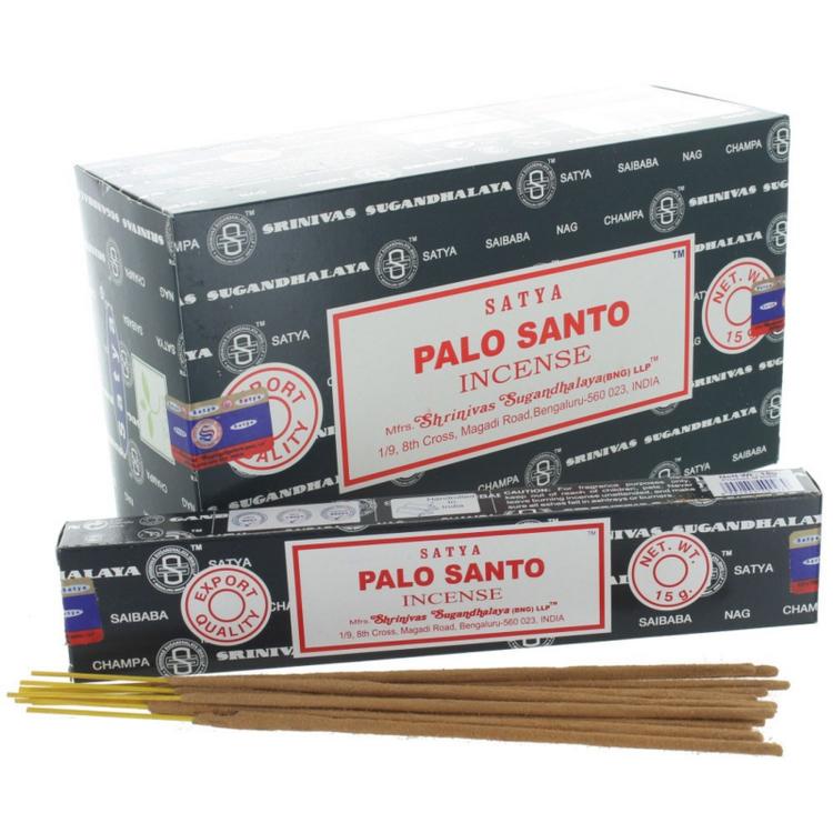 Palo Santo - Satya rökelsepinnar