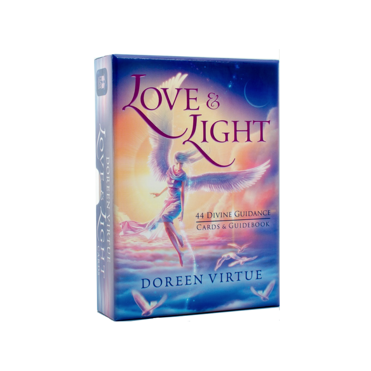 Love & Light orakelkort - Doreen Virtue
