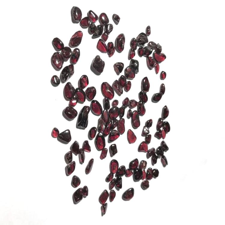 10 st Granater, små, trumlade