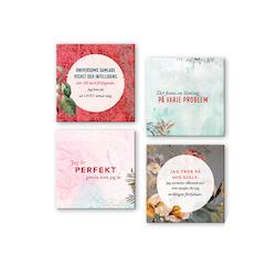 Hjärtefrågor affirmationskort - Louise Hay