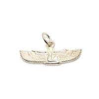 Gudinnan Isis - hänge i silver 27x10 mm