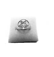 Ring Pentagram