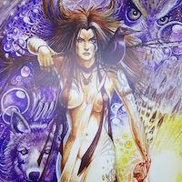 Gudinna-Kort