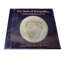 The Taste of Tranquillity CD