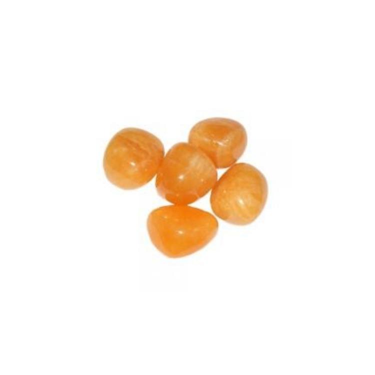 Kalcit, orange AA
