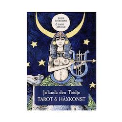 Jolanda den Tredje - Tarot och Häxkonst (bok)