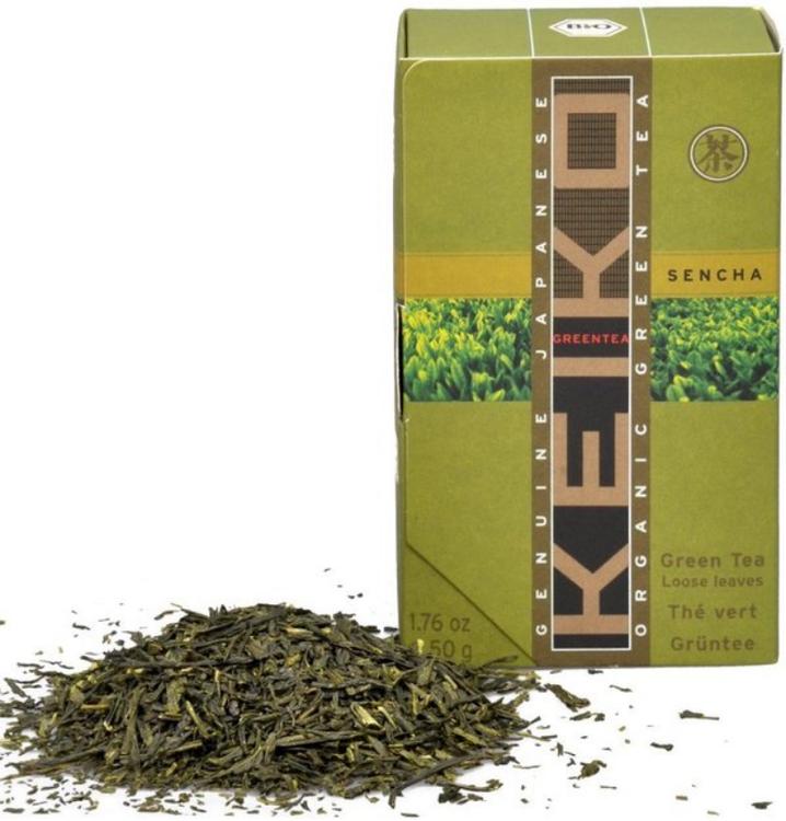 Grönt te - Sencha