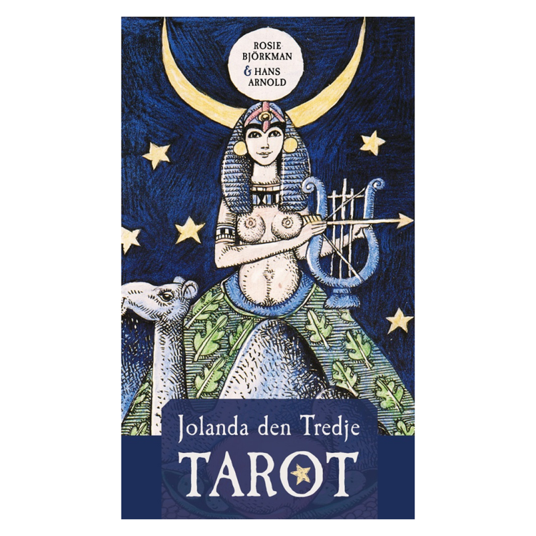 Jolanda den tredje Tarot