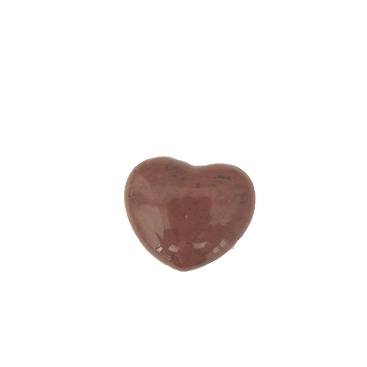 Hjärta i sten 4,5 cm