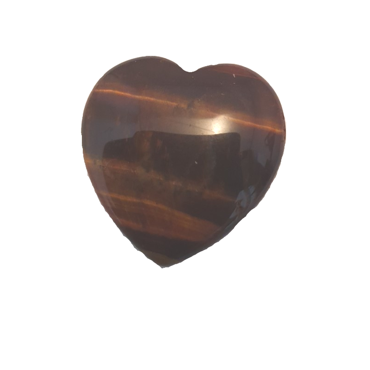 Hjärta med hål 30mm