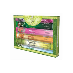 Rökelse Presentförpackning- Exotic Range