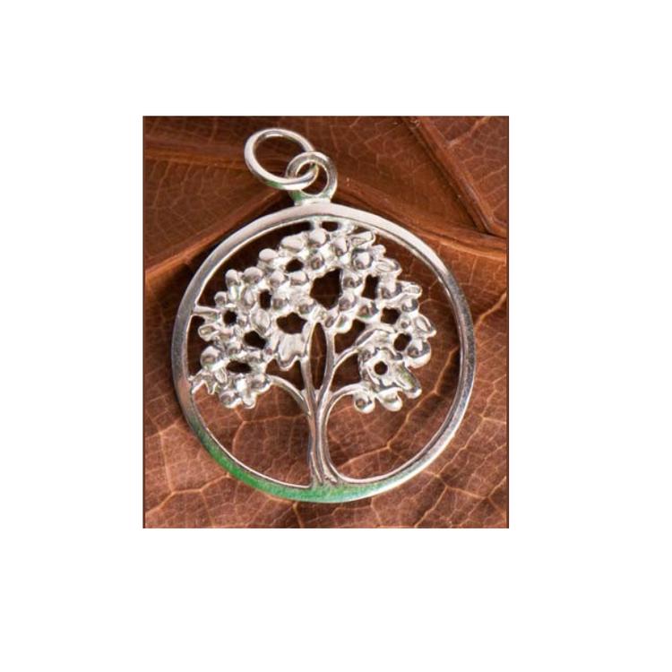 Hänge - Yggdrasil, silver