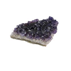 Ametistkluster naturliga kristaller 600-700g