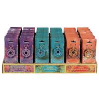 Buddha Rökelsekoner - Presentförpackning