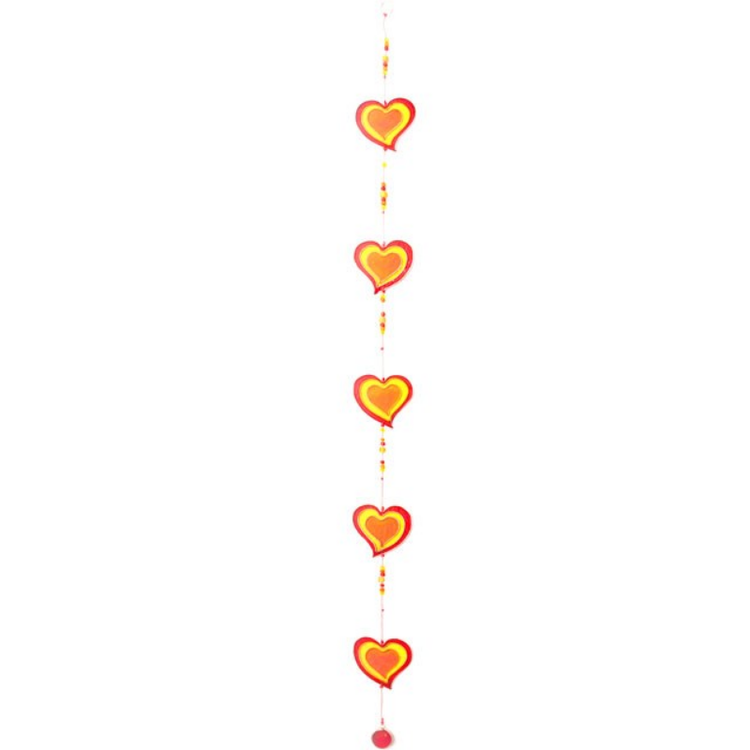 Solfångare - Hjärtan