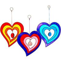 Solfångare - Hjärta