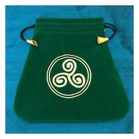 Tarotpåse - Celtic Triskel