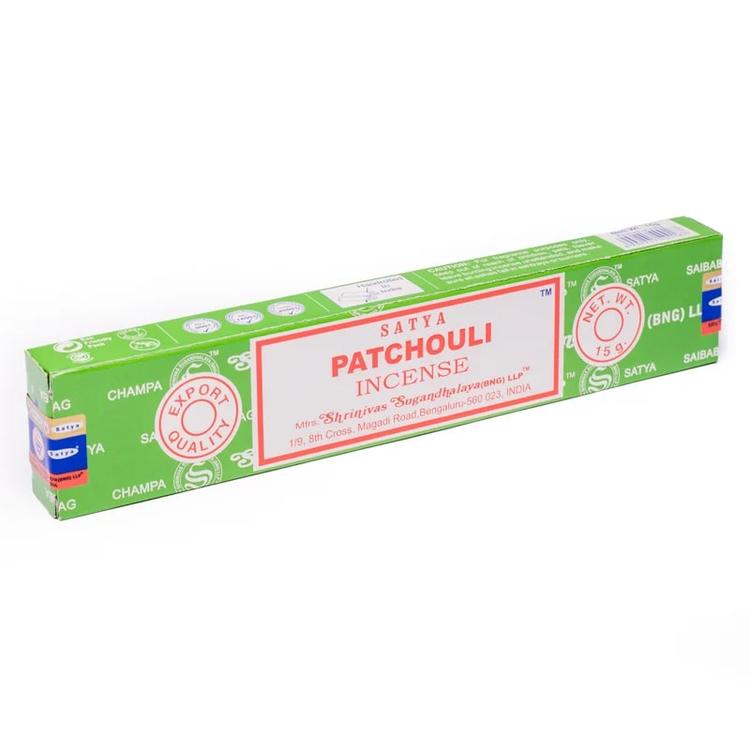 Satya Patchouli - rökelsepinnar