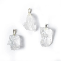 Hänge - Rå Bergskristall