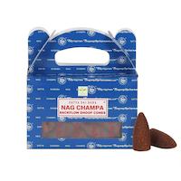 Nag Champa - Backflow koner
