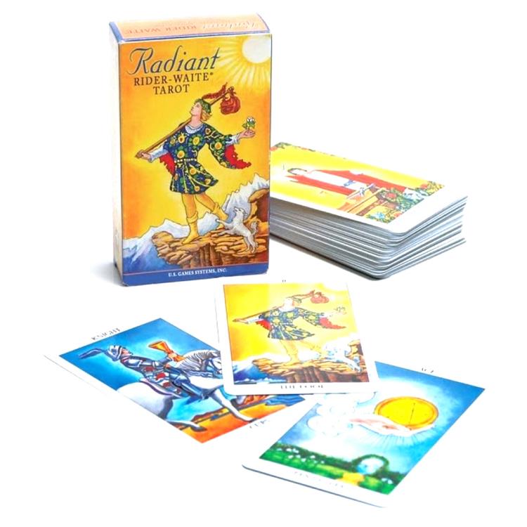 Radiant Rider-Waite - Tarotkort