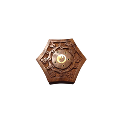 Rökelsehållare - Hexagram