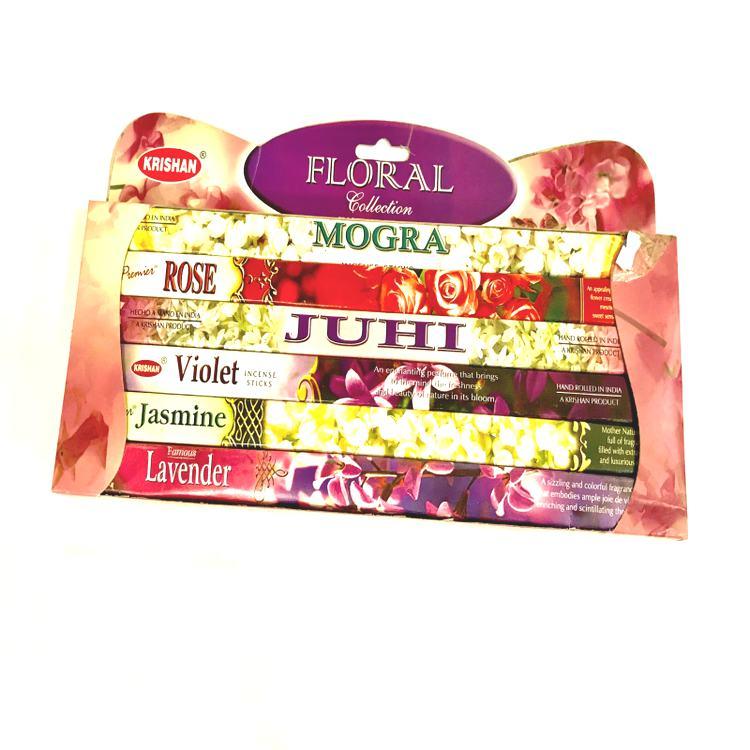 Krishan Floral - Presentförpackning
